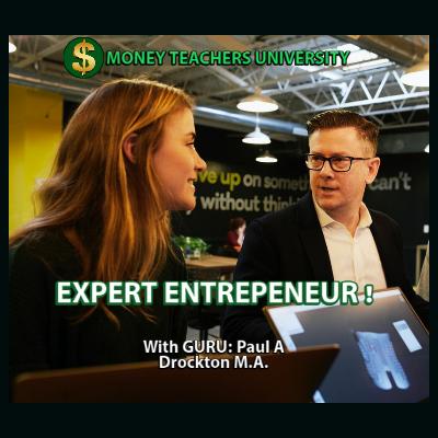 Expert Entrepeneur